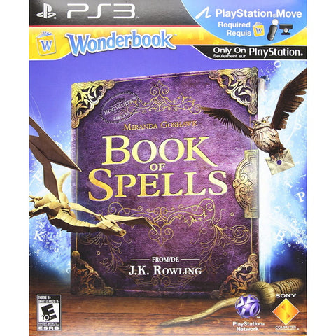 Wonderbook: Book of Spells [PlayStation 3]