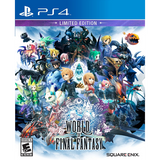 World Of Final Fantasy - Limited Edition [PlayStation 4]