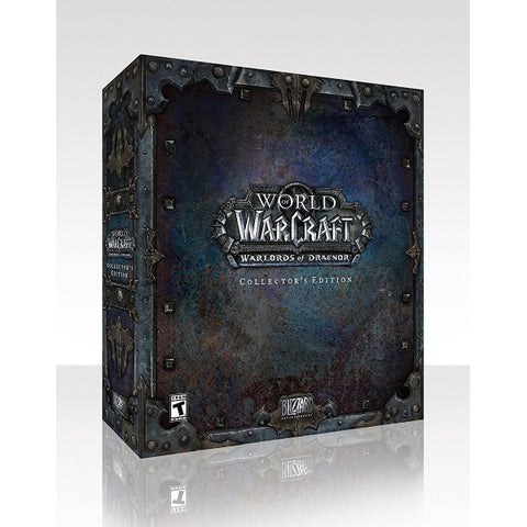 World of Warcraft: Warlords of Draenor - Collector's Edition [Mac & PC]