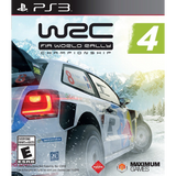 WRC 4: FIA World Rally Championship [PlayStation 3]