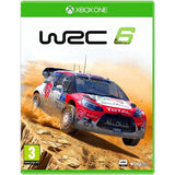 WRC 6 - World Rally Championship [Xbox One]