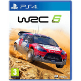 WRC 6: World Rally Championship [PlayStation 4]
