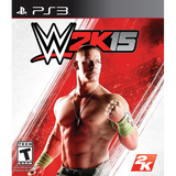 WWE 2K15 [PlayStation 3]
