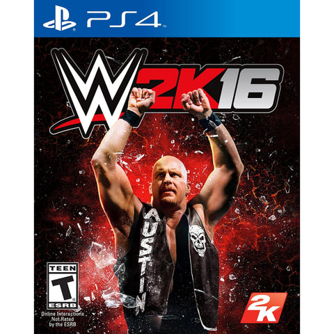 WWE 2K16 [PlayStation 4]
