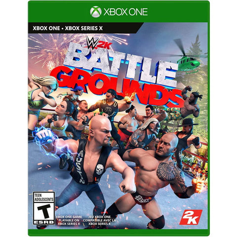 WWE 2K Battlegrounds [Xbox Series X / Xbox One]
