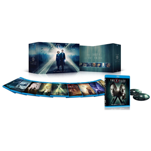 The X-Files: Complete Series Collector's Set + The Event Bundle [Blu-Ray Box Set]