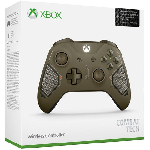 Xbox One Wireless Controller - Combat Tech Special Edition [Xbox One Accessory]