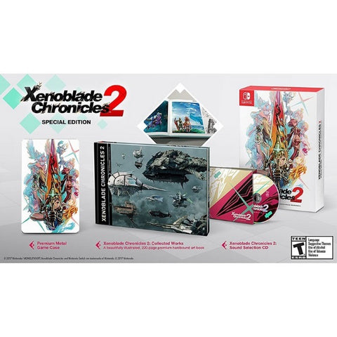 Xenoblade Chronicles 2 - Special Edition [Nintendo Switch]