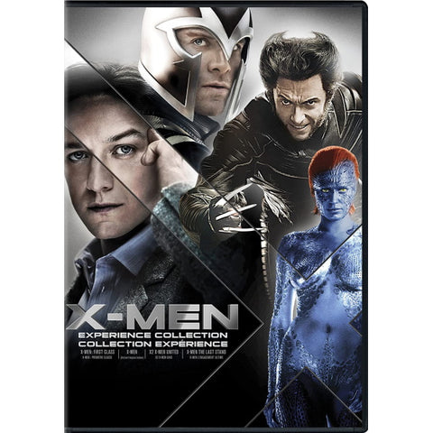 X-Men Experience Collection [DVD Box Set]
