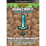 Xploder Minecraft DIAMOND Edition [PlayStation 3 Accessory]