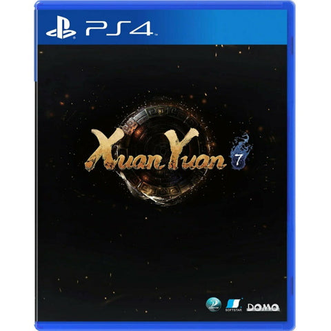 Xuan-Yuan Sword VII [PlayStation 4]