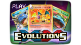 Pokemon TCG XY-Evolutions Booster Box - 36 Packs [Card Game, 2 Players]