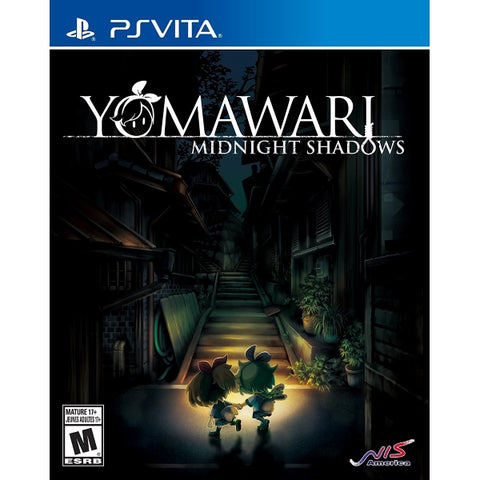 Yomawari: Midnight Shadows [Sony PS Vita]