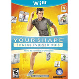 Your Shape: Fitness Evolved 2013 [Nintendo Wii U]