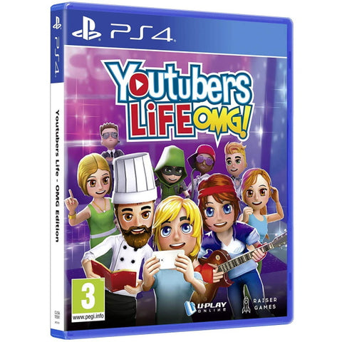 Youtubers Life: OMG Edition [PlayStation 4]
