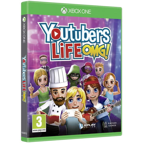Youtubers Life: OMG Edition [Xbox One]