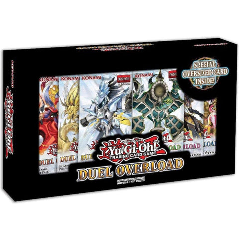 Yu-Gi-Oh! Trading Card Game: Duel Overload Box [Card Game, 2 Players]