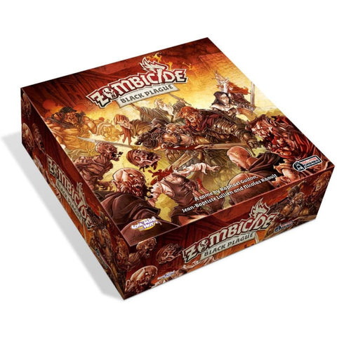 Zombicide: Black Plague [Board Game, 1-6 Players]