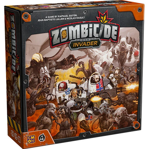 Zombicide: Invader [Board Game, 1-6 Players]