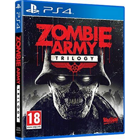 Zombie Army Trilogy [PlayStation 4]