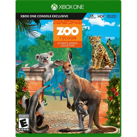 Zoo Tycoon - Ultimate Animal Collection [Xbox One]
