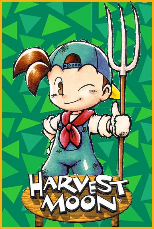 The Harvest Moon Collection