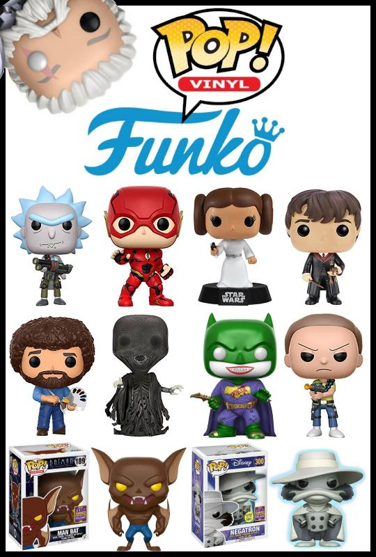 The Funko POP! Collection