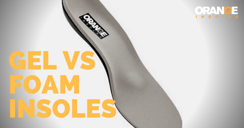 What Are Your Insoles Made Of? (Support vs. Cushion)