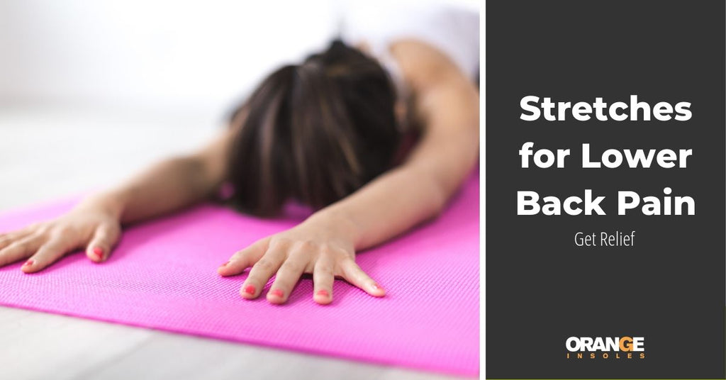 4 Stretches to Ease Lower Back Pain
