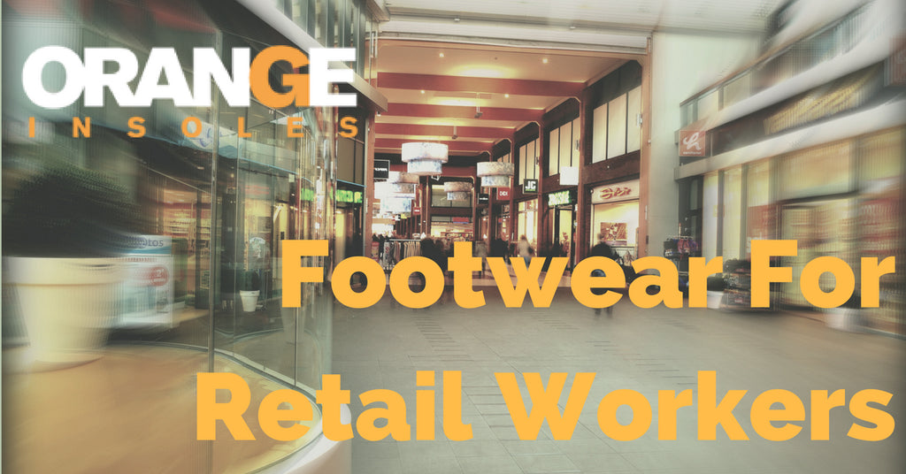 A Retail Worker's Guide To Footwear