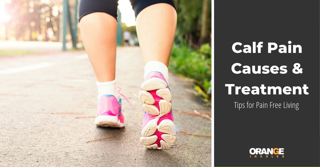 Calf Pain - Causes & Treatment