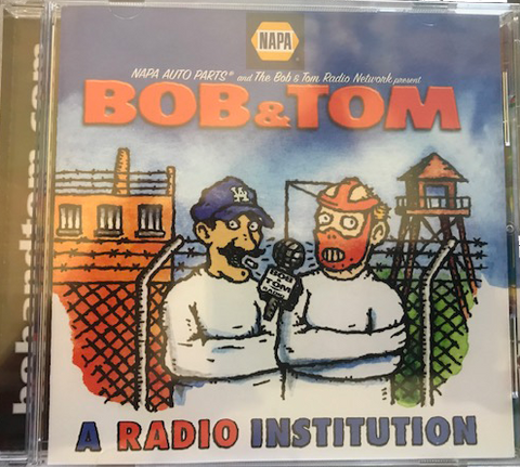 Bob and Tom CD