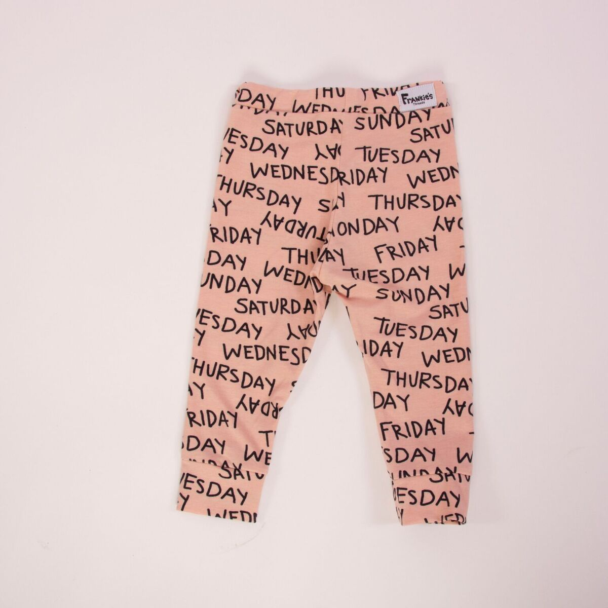 Pink Weekday Baby & Children's Leggings