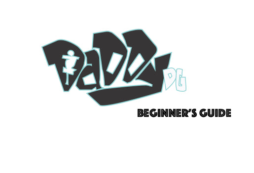 Daddy Disc Golf Beginner's Guide