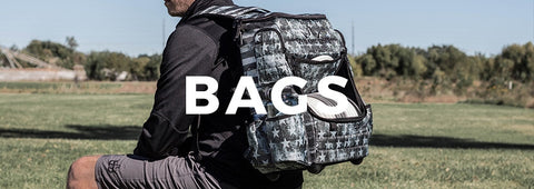 Disc Golf Bags & Carts