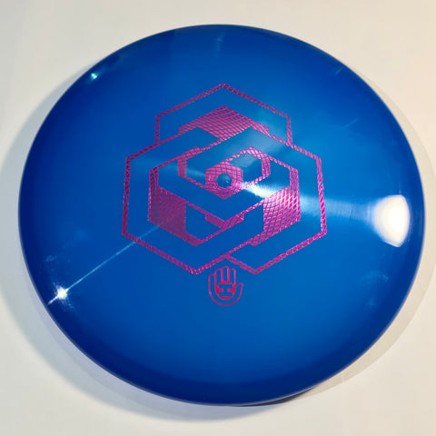 Westside Discs Crown VIP PoFB Handeye Stamp Putt & Approach