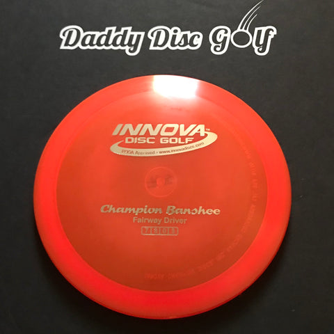 Innova Banshee Champion Fairway Driver