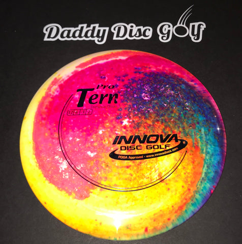 Innova Tern Pro Distance Driver with Custom Jeff Ash Dye