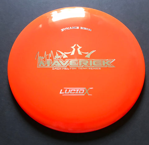 Dynamic Discs Maverick Lucid-X Fairway Driver