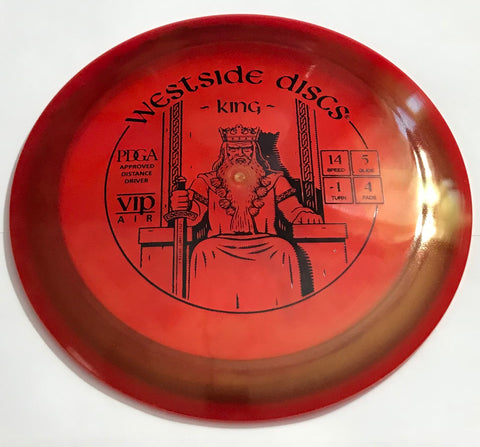 Westside Discs King VIP Air Distance Driver