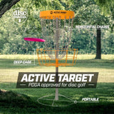 **NEW** Discmania Active Target Disc Golf Basket **PICKUP ONLY**