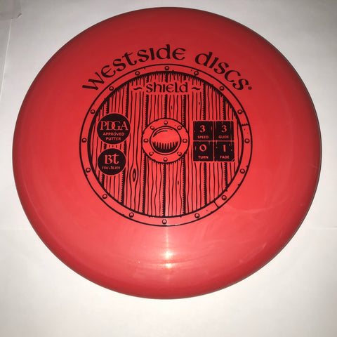 Westside Discs Shield BT Medium Putt & Approach