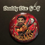 Discraft Buzzz Super Color Mini Disc with 2018 Halloween Stamp