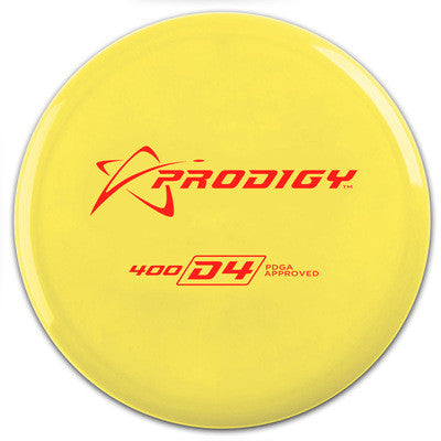 Prodigy D4 400 Series Driver