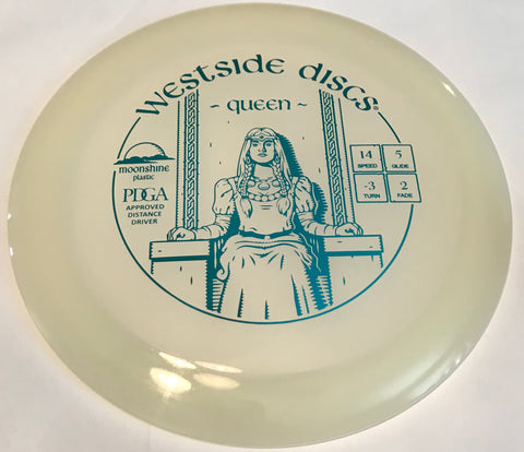 Westside Discs Queen Moonshine Distance Driver