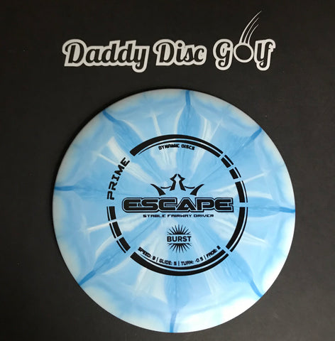 Dynamic Discs Escape Prime Burst Fairway Driver