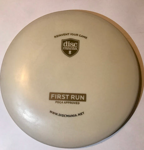 Discmania P3 D-Line First Run Putter