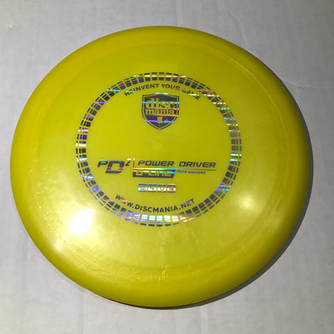 Discmania PD2 G-Line Pro Power Driver
