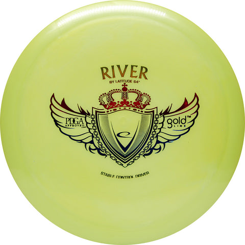 Latitude 64 River Gold Line Fairway Driver