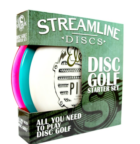 Streamline Discs Starter Set - 3 Disc Pack